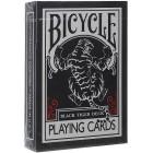 карты для покера Bicycle Black Tiger