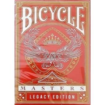 карты для покера Bicycle Shadow Masters Legacy - Ellusionist