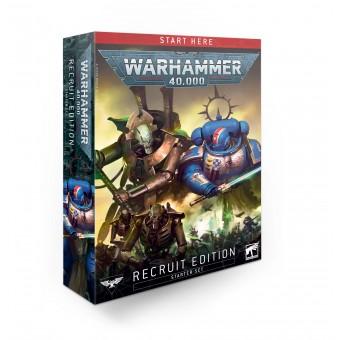 Warhammer 40000 Recruit Edition (на английском языке)