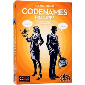 настольная игра Codenames Pictures / Кодовые имена Картинки