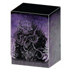 Коробочка Legion Night is Dark Deck Box (пластиковая, на 80+ карт)