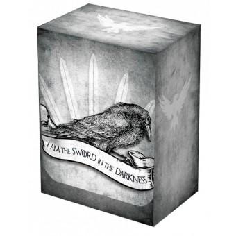 Коробочка Legion Sword in the Darkness Deckbox (пластиковая, на 80+ карт)