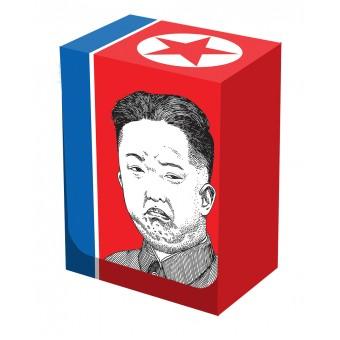 Коробочка Legion Grumpy Kim Deck Box (пластиковая, на 80+ карт)
