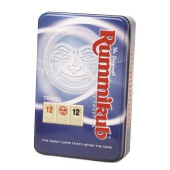 настольная игра Rummikub Original Travel / Руммикуб Оригинальная Дорожная