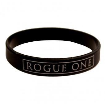браслет силиконовый Звездные Войны / Rogue One (чёрный)