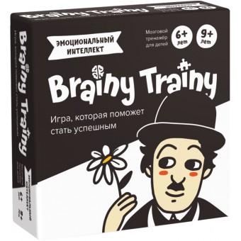 настольная игра Brainy Trainy. Эмоциональный Интеллект