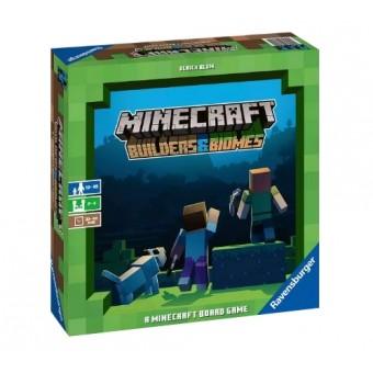 настольная игра Minecraft. Builders & Biomes