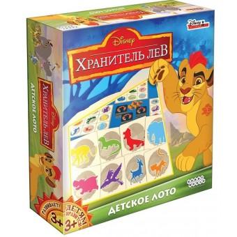настольная игра Хранитель лев: Детское лото