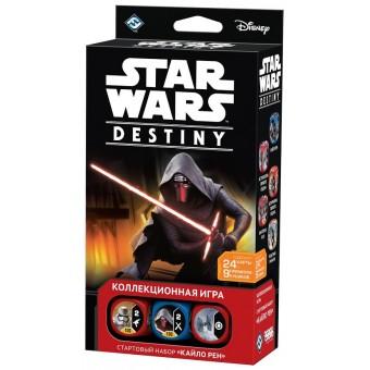 Star Wars: Destiny. Cтартовый набор Кайло Рен