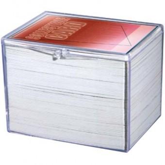 Коробочка Ultra-Pro Прозрачная для хранения карт (пластиковая, на 150 карт)