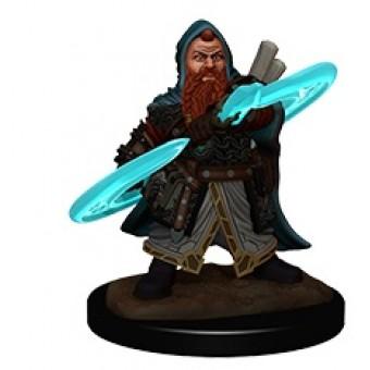 Миниатюры для Pathfinder Deep Cuts: Dwarf Male Sorcerer