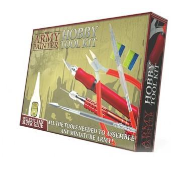 Универсальный набор для сборки Миниатюр Army Painter / Hobby Tool Kit (2019)