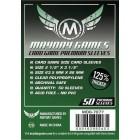 Протекторы MayDay: Прозрачные (Premium Sleeve, 63,5 х 88 мм., 50 шт.)