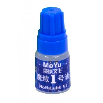 Смазка для Кубика Смазка MoYu Lube V1 (5 ml) синяя (концентрат)
