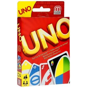 настольная игра Уно / Uno (новая версия)