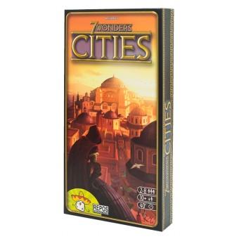 настольная игра 7 чудес: Города / 7 Wonders: Cities