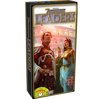 настольная игра 7 чудес: Лидеры / 7 Wonders: Leaders