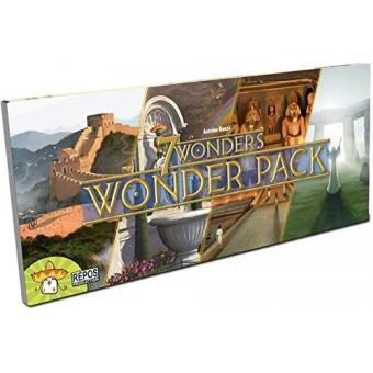 настольная игра 7 Чудес: Новые чудеса / 7 Wonders: Wonder Pack