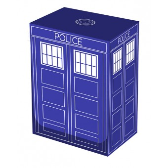 Коробочка Legion Police Deck Box (пластиковая, на 80+ карт)