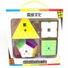 Набор головоломок Кубик Рубика MoYu Cubing Classroom WCA SET