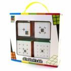 Набор головоломок Кубик MoYu Cubing Classroom 2x2x2-5x5x5 цветной