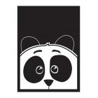 Протекторы Legion: Panda (66 х 91 мм., 50 шт.)