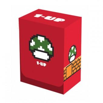 Коробочка Legion 1 Up Deck Box (пластиковая, на 80+ карт)