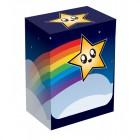 Коробочка Legion Rainbow Star Deck Box (пластиковая, на 80+ карт)