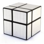 Головоломка Зеркальный Кубик Рубика 2x2 Серебряный Shengshou Mirror