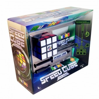 Головоломка Кубик Рубика 3х3 Speedcubing KIT