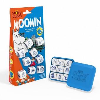 настольная игра Кубики историй: Муми-тролли