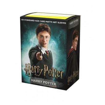 Протекторы Dragon Shield (66 х 91 мм., 100 шт.): матовые Wizarding World. Harry Potter / Гарри Поттер