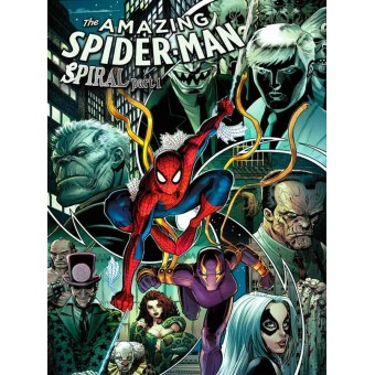 Постер Amazing Spider-Man Vol 3 #16.1 By Arthur Adams. (60 см. x 90 см.)