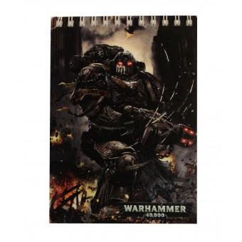 Блокнот Warhammer 40 000