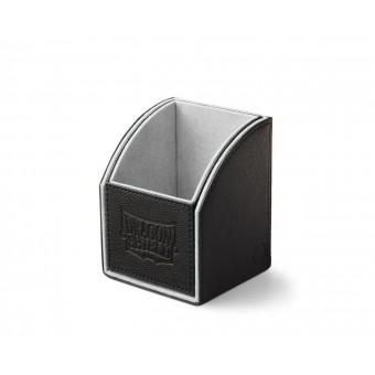 Коробочка Dragon Shield Nest на 100+ карт (Black / Light Grey)