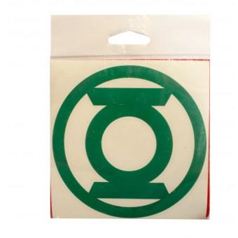 Контурная наклейка Awesome Stickers Зеленый Фонарь
