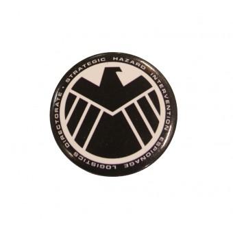 значок Марвел: Агенты Щ.И.Т. 30мм