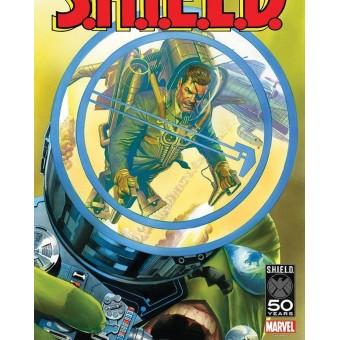 Постер S.H.I.E.L.D. By Alex Ross (60 см. х 90 см.)