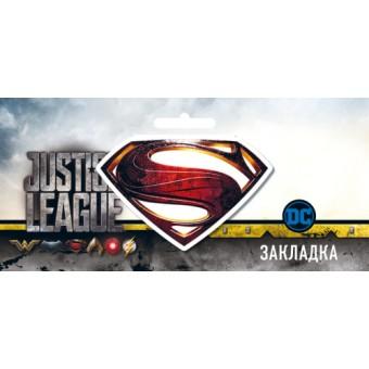 закладка магнитная Супермэн