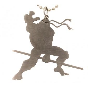 кулон металлический Черепашки Ниндзя