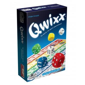 настольная игра Квикс / Qwixx