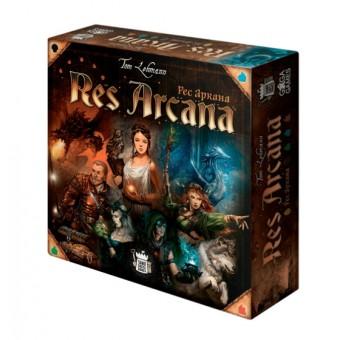 настольная игра Рес Аркана / Res Arcana