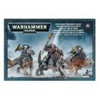 Space Wolves Thunderwolf Cavalry / Наездники на Волках Грома