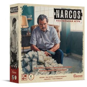 настольная игра Нарко / Narcos