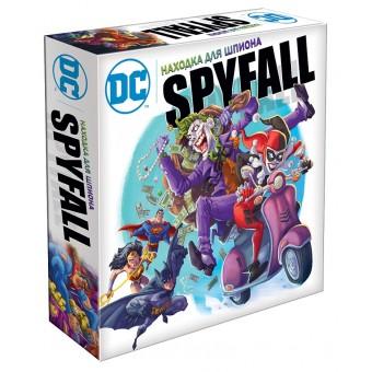 настольная игра Находка для шпиона: DC