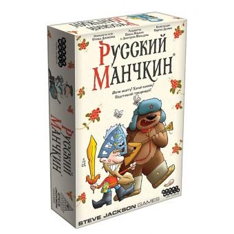 настольная игра Русский Манчкин