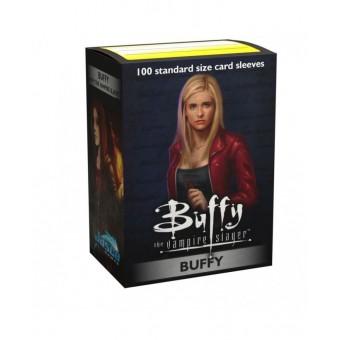 Протекторы Dragon Shield (66 х 91 мм., 100 шт.): Buffy The Vampire Slayer. Buffy