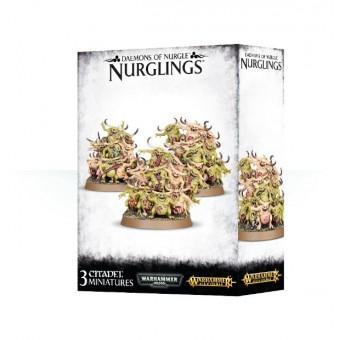 Daemons of Nurgle Nurglings / Нурглинги Демонов Нургла