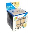 Головоломка Зеркальный Кубик Рубика Золотой