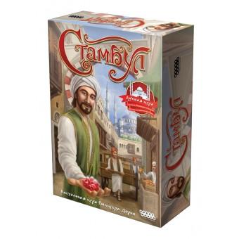 настольная игра Стамбул